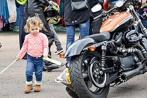 Christian Motorcycle Association Brightona _ Story in Pictures