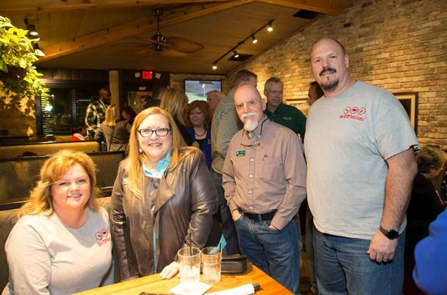 Third Thursday at Cheddars