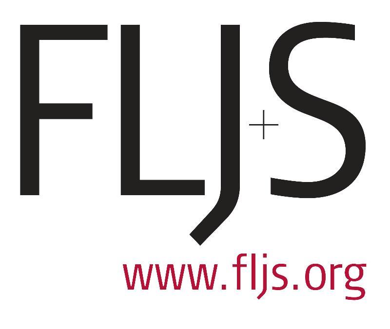 FLJS logo plus URL