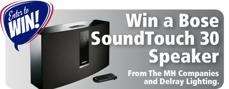 Win a Bose SoundTouch 30 Speaker