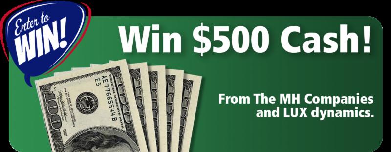 Win _500 Cash