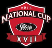NISL / US CLUB SOCCER 2018 CONGRATULATIONS NATIONAL CUP XVII CHAMPIONS!!