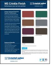 Metal-Sales-crinkle-finish