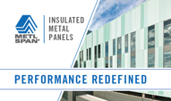 www.metlspan.com for insulated metal roof and wall panel systems