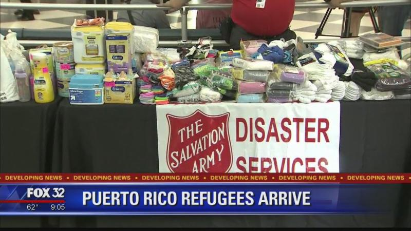 Puerto Rican refugees