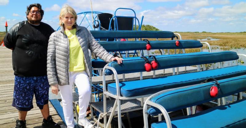 Martha Stewart Everglades
