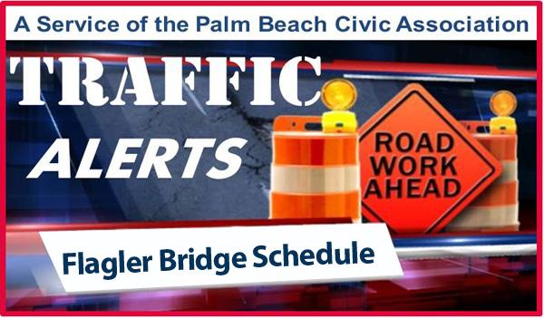 Flagler Bridge Traffic Alert