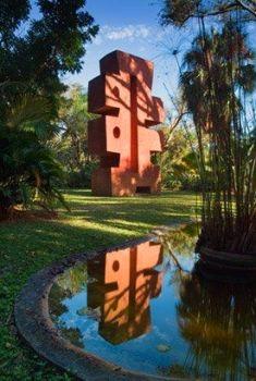 Ann Norton Sculpture Garden