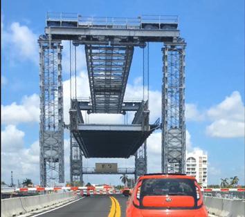 Lift Span Southern Blvd Bridge