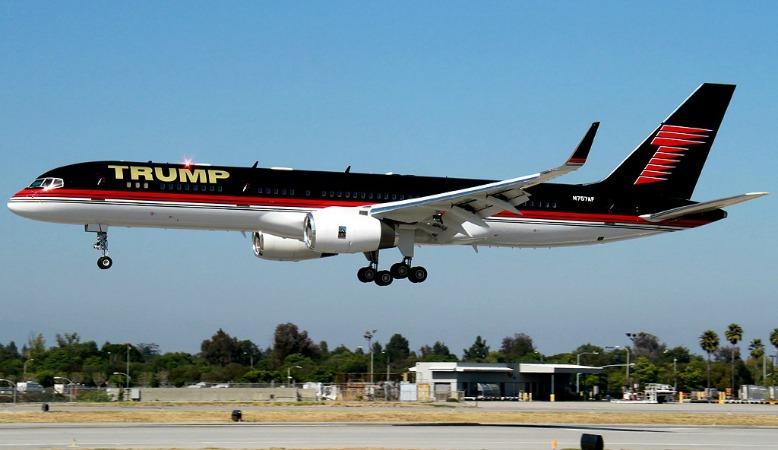 Trump Plane