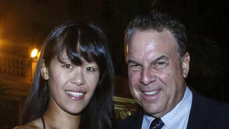 Mei Sze and Jeff Greene