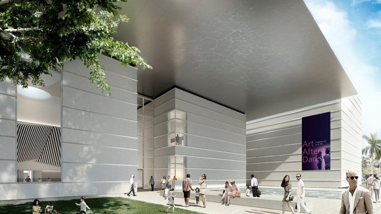 Norton Museum expansion