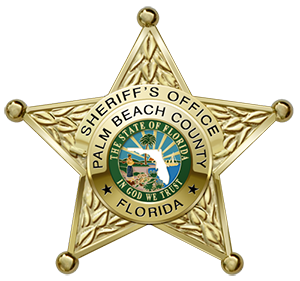 Palm Beach Sheriff logo