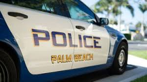 palm beach police car