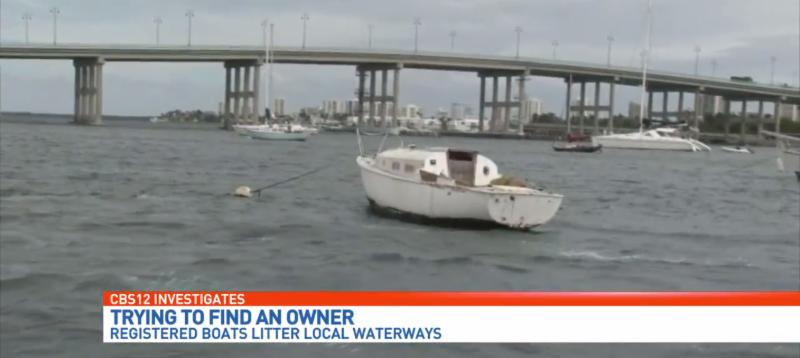 registered boats