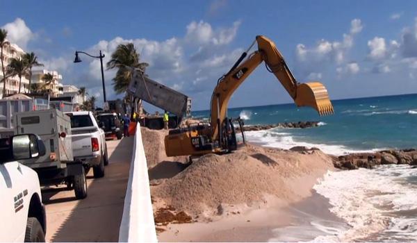2018 Midtown Beach repair