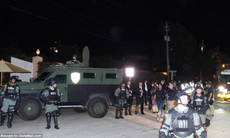 Mar-a-Lago Security