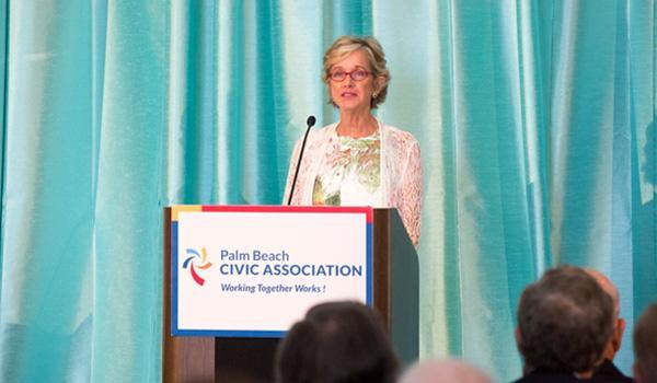 Gail Coniglio Annual Meeting 2017