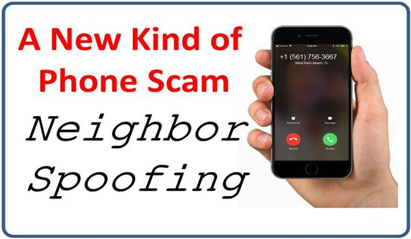 neighborhood spoofing