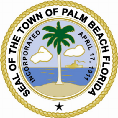 Town of Palm Beach logo
