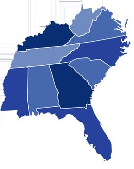 Southeast US