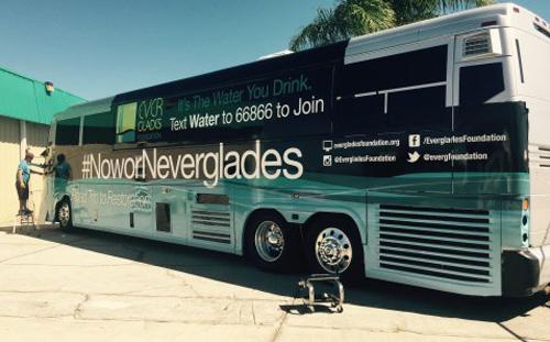 Everglades Foundation Bus