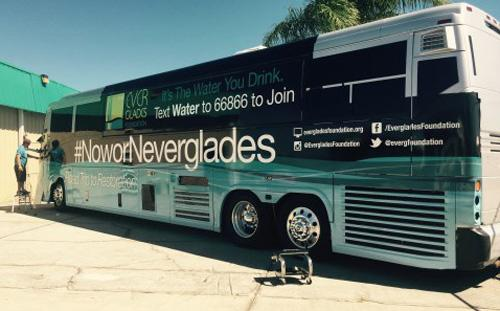 Everglades Foundation Bus