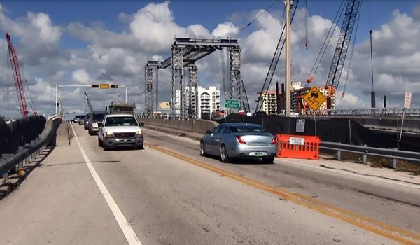 Southern Blvd Bridge construction