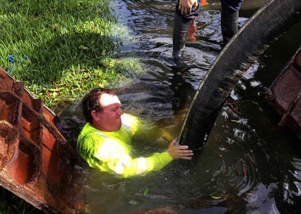 Irma Sewage