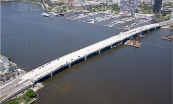 Flagler Bridge Aerial June 2017