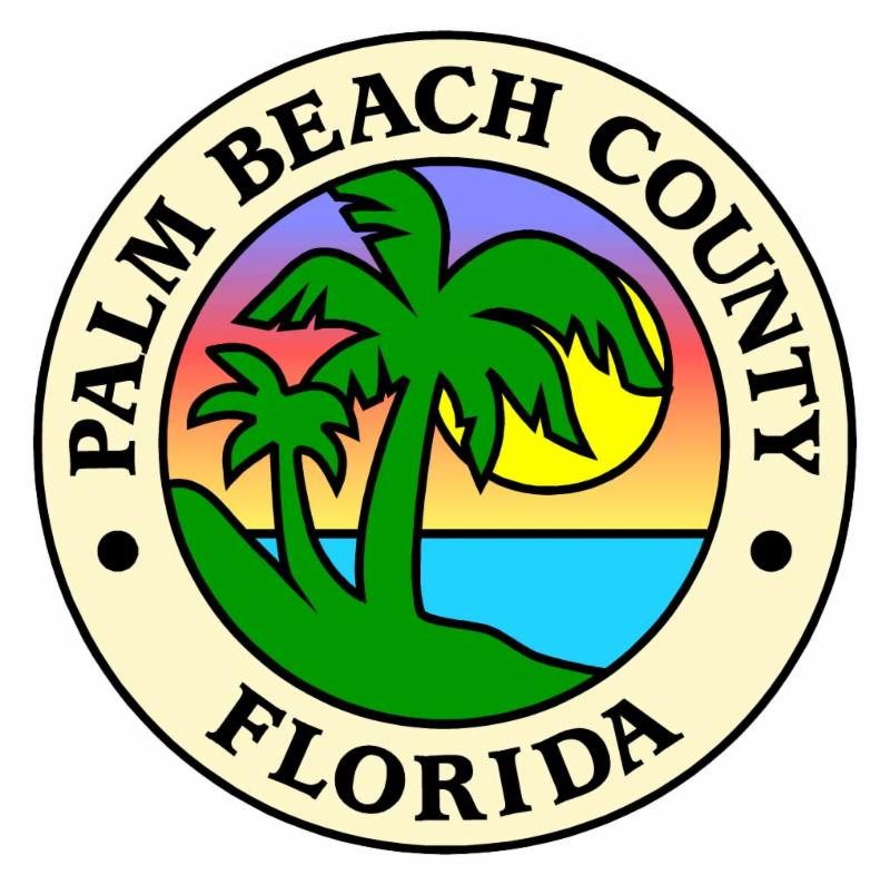 Palm Beach County Logo