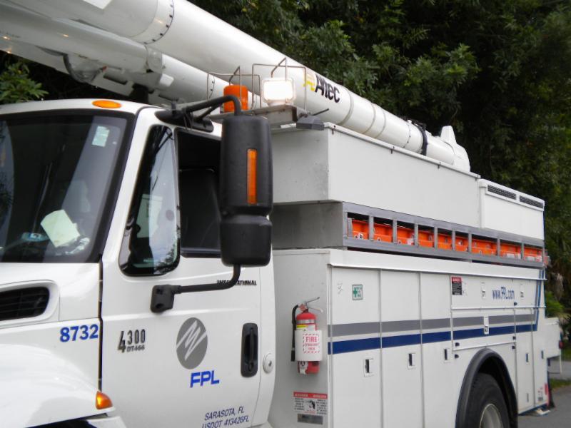 FPL Truck