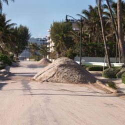 Sand Piles Irma