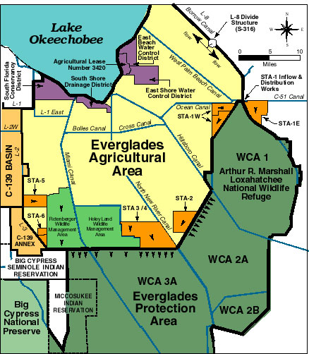 Everglades Agricultural Area