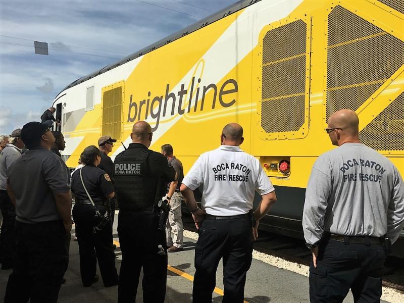 Brightline First Responders