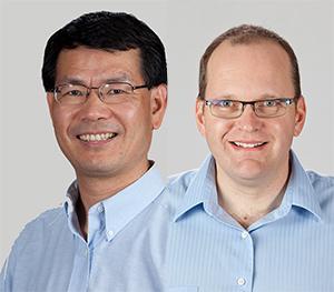 Ben Shen & Christoph Rader