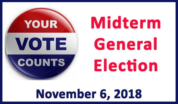 2018 Midterm General Election