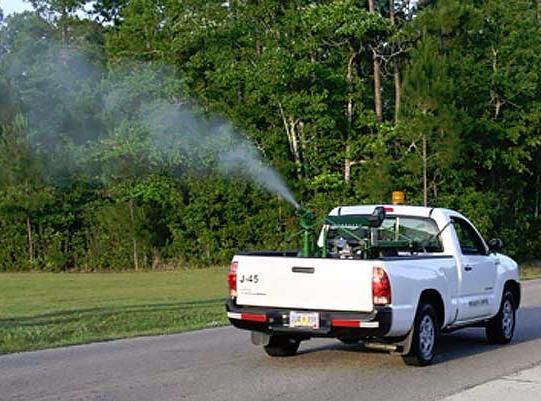 Mosquito Truck