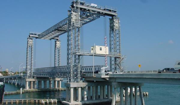 Temporary Southern Blvd Bridge