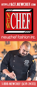 NewChef discount for ACF members.