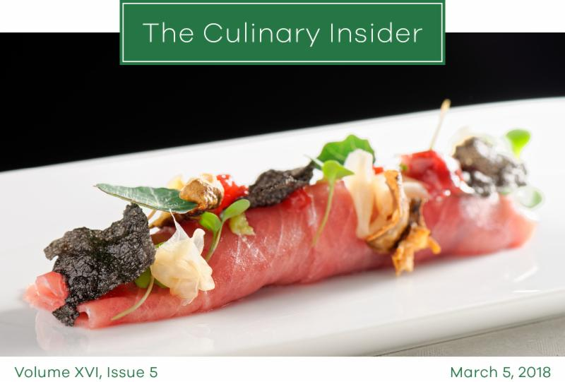 The Culinary Insider March 5