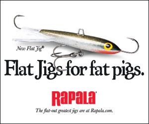 New Rapala leaked, Humpback walleye caught, Bigguns after dark