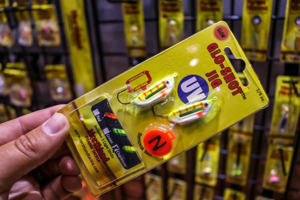 New walleye fishing stuff from ICAST – Target Walleye