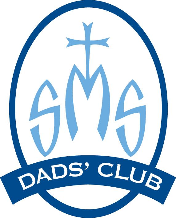 Dads' Club Blue Logo