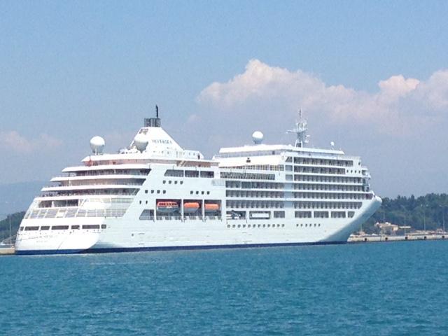 Silversea's Silver Spirit