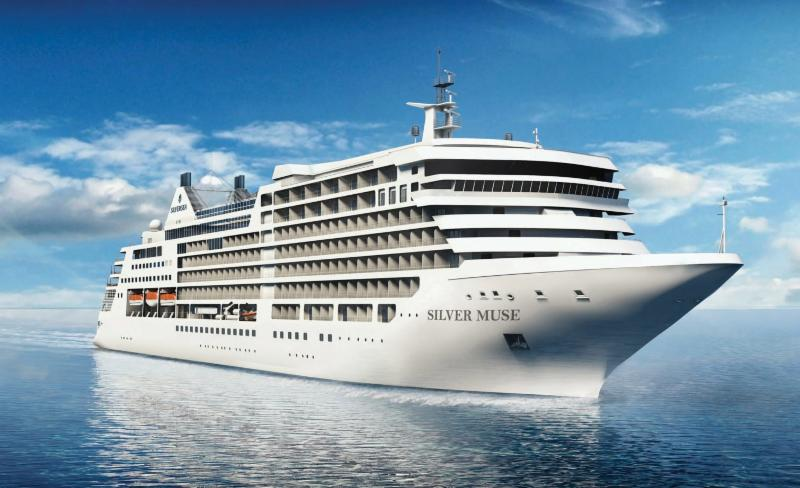A Look at Silversea's Silver Muse