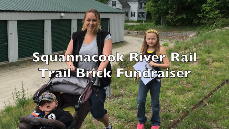 One minute video about the buy-a-brick fundraiser
