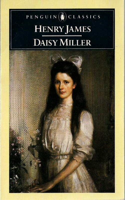 Daisy Miller dust cover