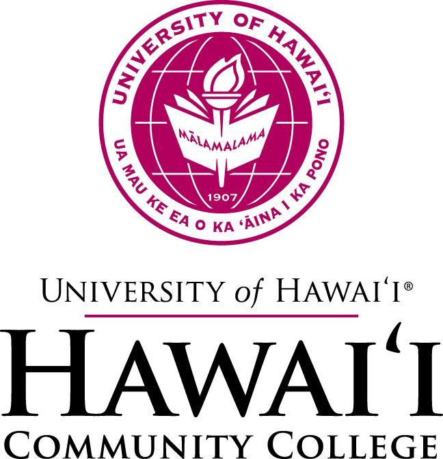 Hawaii Community College logo