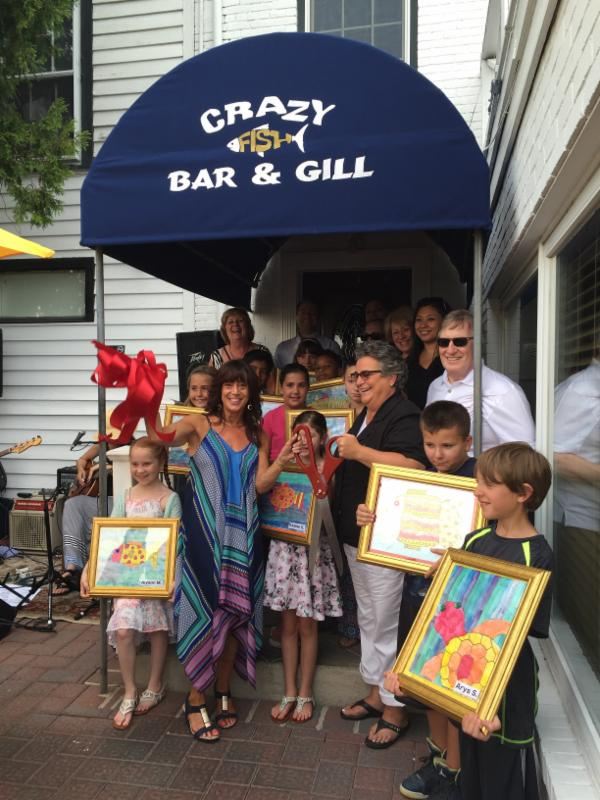 News from the greater port jefferson chamber of commerce for Crazy fish restaurant